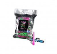 Hygienemundstücke farbig, innen, 50-er Packung, Kaya