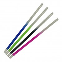Glas-Mundstück Slight Line XL Color, 37 cm