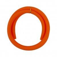 Silikonschlauch Matt Orange, ca. 1,50 Meter lang