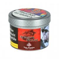 True Passion Papaya Drachenfrucht Limette (Dragon Blood) Shisha Tabak, 200g