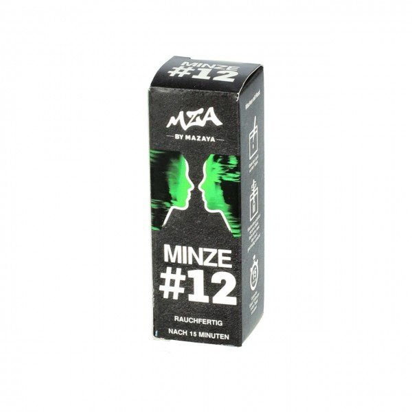 MZA Minze Liquid für Hood Tabak  (Minze #12), 5ml