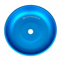 Elox Kohleteller Blau, 20 cm, Kaya