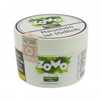 Zomo starke Minze mit Rohrzucker (Strong Mnt) Shisha Tabak, 200g