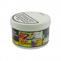 7 Days Platin Grapefruit Limette Maracuja Orange Zitrone (Bob's Papa) Shisha Tabak, 200g
