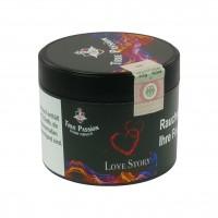 True Passion Honigmelone Maracuja Erdbeere Wassermelone (Love Story) Shisha Tabak, 200g