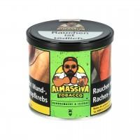 Al Massiva Kiwi Ananas (Handgemacht & Illegal) Shisha Tabak, 200g