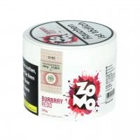 Zomo erfrischender Wildbeeren-Mix (Burbrry Redd) Shisha Tabak, 200g