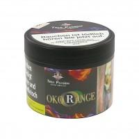 True Passion Holunder Orange Limette Menthol (Okorange) Shisha Tabak, 200g