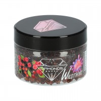 Diamonds Smoke Wildbeeren Menthol (Wildthing) Rauchkristalle, 250g