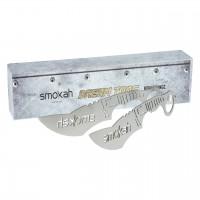 Smokah Kohlezange Model Messer #3, 23 cm