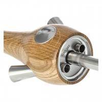 Wookah QLS Mastercut Check Shisha Oak, 63 cm hoch