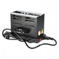 Smoke2u Kohleanzünder Toaster, 800W