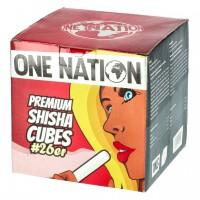 One Nation 26-er Big Kokoskohle, 1 kg