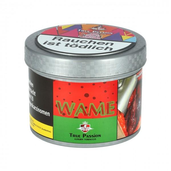 True Passion Wassermelone (WaMe) Shisha Tabak, 200g