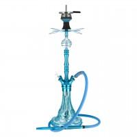 Smokah Air Shift Alu Shisha Skyblue, 67 cm