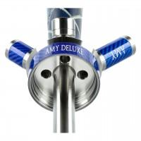 Amy Little X-Ray Shisha Blue Clear, 49 cm hoch