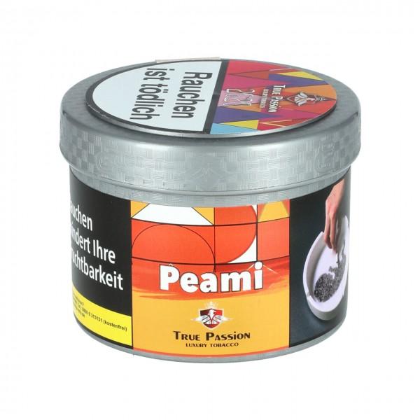 True Passion Pfirsich Menthol (Peami) Shisha Tabak, 200g