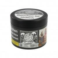 187 Tobacco Spearmint Kaugummi Marshmallows (#011 supa BLACK) Shisha Tabak, 200g