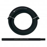 Amy Alu-X S Klick Shisha, Black RS Black, 52 cm hoch