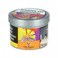 True Passion Maracuja Limette Pfirsich Orange (Lawan) Shisha Tabak, 200g