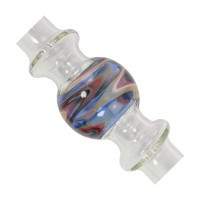 Glas-Mundstück Candy, Amy Deluxe, 44 cm