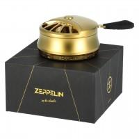 Zidclouds HMD Kopfaufsatz Gold Matt, Zeppelin
