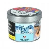 True Passion erfrischende Blaubeere (Alaska Blue) Shisha Tabak, 200g