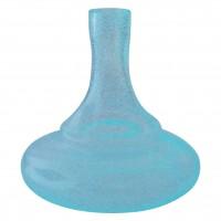Smokah Ersatzglas Glow Blue, ohne Gewinde