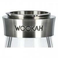 Wookah QLS Mastercut Mill Shisha Walnut, 63 cm hoch