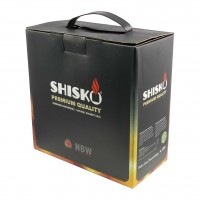 Shisko Premium Kokoskohle, 4 kg