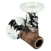 Kolos Tabakkopf Grown Phunnel Black & White