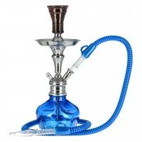 Aladin Roy 2 Shisha, Blau, 31 cm hoch