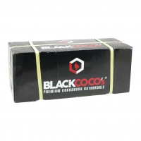 Blackcoco's Cubes26 Premium Kokoskohle, Gastro-Pack, 20 kg