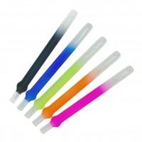 Glas-Mundstück Slight Line XS Neon, 23 cm