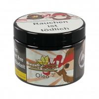 Amy Gold Kokosnuss Mandel Vanille (Oleo) Shisha Tabak, 200g