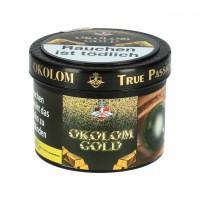 True Passion Birne Holunder Limette Minze (Okolom Gold) Shisha Tabak, 200g