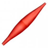 Kaya Eis-Mundstück Ice Bazookah Rot, 32 cm