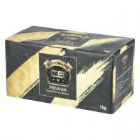 CocoBaro Premium Kokoskohle 27er Würfel, 1 kg