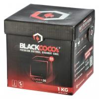 Blackcoco's Cubes26 Premium Kokoskohle, 1 kg