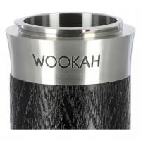 Wookah QLS Classic Holz Shisha Nox, 63 cm hoch