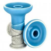 Hookain Lit Lip Phunnel Steinkopf Baby Blue