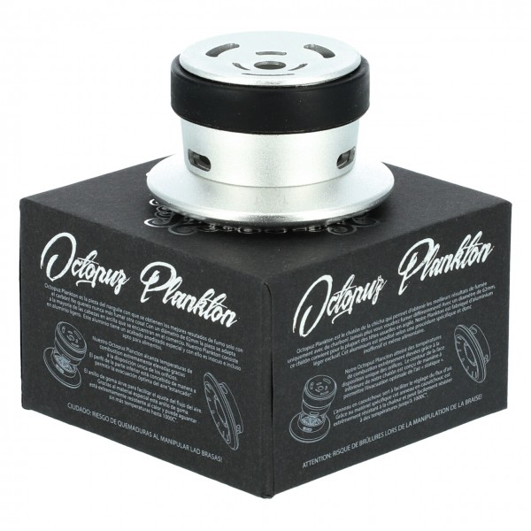 Octopuz Plankton Kopfaufsatz für Tabakköpfe