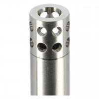 WD Hookah G22L-9 Edelstahl Shisha, Schraubverschluss, 55 cm